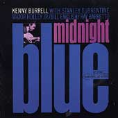 Kenny Burrell: Midnight Blue [Remaster]