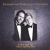 Richard Stoltzman (Clarinet): Father & Son *