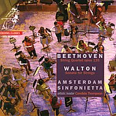 Beethoven: String Quartet Op 135;  Walton / Thompson, et al
