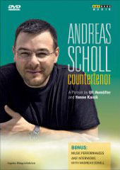 Andreas Scholl: Countertenor, A Portrait [DVD]