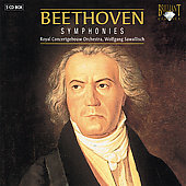 Beethoven: Symphonies / Sawallisch, Price, Lipovsek, et al