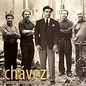 Ch&aacute;vez / Cuarteto Latinoamericano