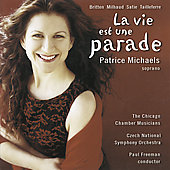 La vie est une parade /Patrice Michaels, Paul Freeman, et al