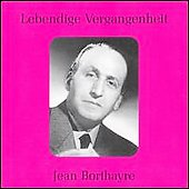 Lebendige Vergangenheit - Jean Borthayre