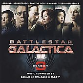 Bear McCreary: Battlestar Galactica: Season Three [Original Television Soundtrack]