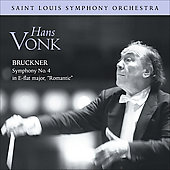 Saint Louis Symphony Orchestra - Bruckner / Hans Vonk