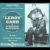Leroy Carr: Vol. 1, 1928-1934: How Long Blues [Box]
