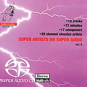 Super Artists on Super Audio Vol 5