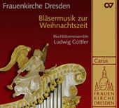 Brass Music for Christmas - Handel, Gabrieli, Reger, Simpson, Hensel, Monteverdi, etc