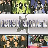 Various Artists: Masters of Rock & Metal