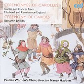 Ceremonyes of Carolles / Nancy Hadden