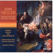 Cartellieri: Christmas Oratorio [Hybrid SACD]