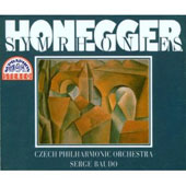 Honegger: Symphonies