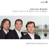 Johannes Brahms: Piano Trios In B Major & C Major