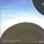 Maslanka: Symphony No. 3 / Illinois State Univ. Winds