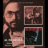 Al di Meola: Splendido Hotel/Electric Rendevous