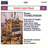 British Light Music - Tomlinson / Tomlinson, Slovak Radio
