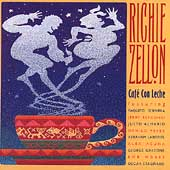Richie Zellon: Cafe Con Leche