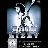 Thin Lizzy: Live in Concert 1983 [DVD]