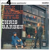 Chris Barber (1~Trombone): Folk Barber Style