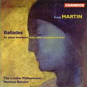 Martin: Ballades / Bamert, London Philharmonic