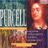 Purcell: Opera Suites / Marriner, Academy of St Martin's