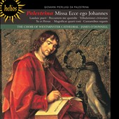 Palestrina: Missa Ecce ego Johannes / O'Donnell, Westminster Choir