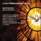 Beethoven: Missa Solemnis / Schwanewilms, Jahns, Schukoff, Henschel, Eschenbach