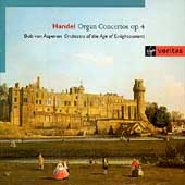 Handel: Organ Concertos Op. 4 / Bob van Asperen, et al