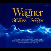 Richard Wagner, Richard Strauss, Peter Seeger