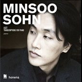 Liszt: Transcriptions for Piano of music by Bach and Beethoven / Minsoo Sohn, piano