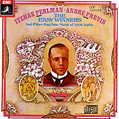 Joplin: Easy Winners / Itzhak Perlman, Andr&eacute; Previn