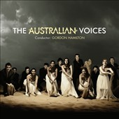 The Australian Voices sing new music for chorus by Australian Composers
