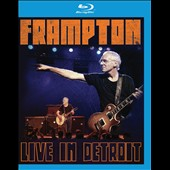 Peter Frampton: Live in Detroit [Blu-Ray]