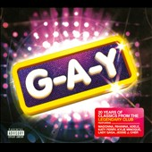 Various Artists: G-A-Y [Sony]