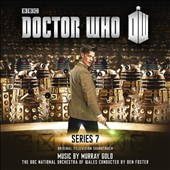 BBC National Orchestra of Wales/The BBC National Orchestra/Murray Gold/Ben Foster (Conductor/Arranger): Doctor Who: Series 7 [Original Television Soundtrack]