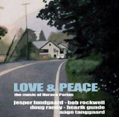 Jesper Lundgaard: Love & Peace: The Music of Horace Parlan [Digipak] *