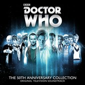 Various Artists: Doctor Who: The 50th Anniversary Collection [Original Television Soundtrack] [Abridged]