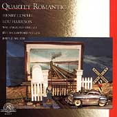 Quartet Romantic - Henry Cowell, Lou Harrison, et al