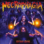 Necrophagia: White Worm Cathedral