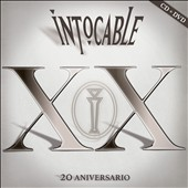 Intocable: XX 20 Aniversario [CD/DVD] [Deluxe] [1/27]