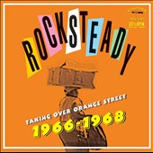 Various Artists: Rocksteady Taking Over Orange Street