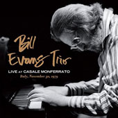 Bill Evans (Piano): Live at Casale Monferrato