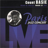 Count Basie: Paris Jazz Concert Live
