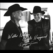 Merle Haggard/Willie Nelson: Django and Jimmie [Slipcase] *