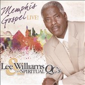 Lee Williams & the Spiritual QC's/Lee Williams: Memphis Gospel Live *