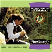 Augustus Pablo: King David's Melody: Classic Instrumentals & Dubs [2/17]