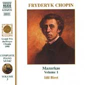 Chopin: Complete Piano Music Vol 3 / Idil Biret