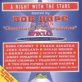 Various Artists: Night with Stars Hosted by Bob Hope: 1945 Command Performance