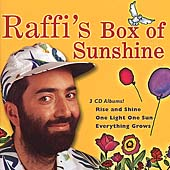 Raffi: Raffi's Box of Sunshine [Box]